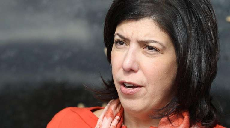 Nassau District Attorney Madeline Singas has allocated