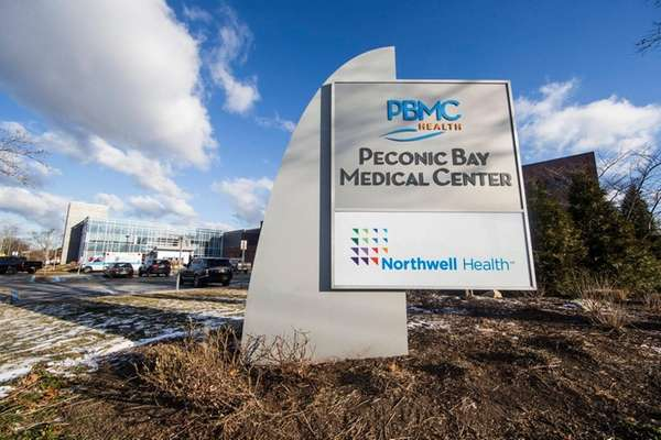 Peconic Bay Medical Center in Riverhead in a