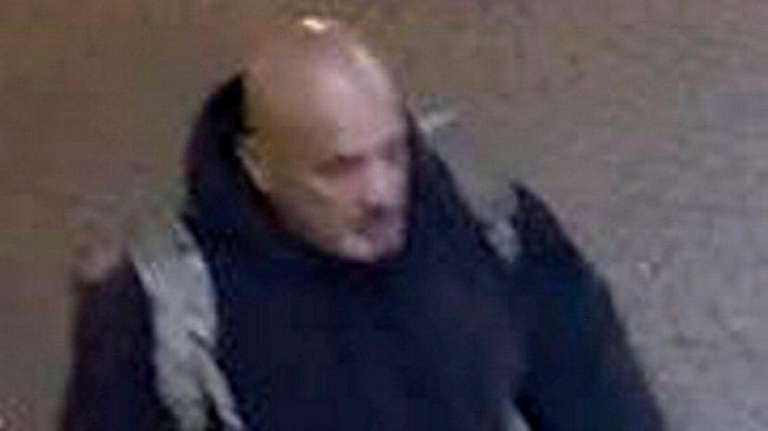 Suffolk County police are looking for a man