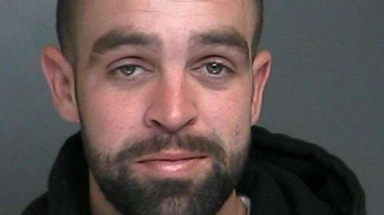 William Campanaro, 29, was charged with third-degree