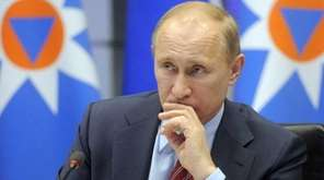 Reports of interference by Russian Prime Minister Vladimir