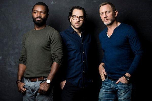 Sam Gold, center, directs David Oyelowo, left, and
