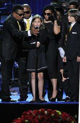 Paris Jackson speaks about her father, Michael Jackson,