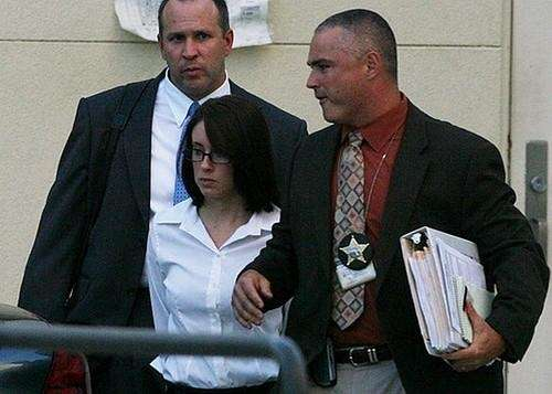 Casey Anthony, 22, mother of missing 3 year-old