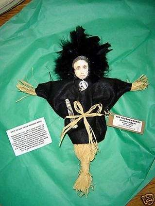Casey Anthony voodoo doll