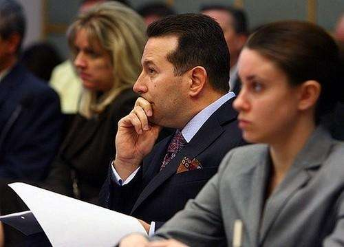 Attorney Jose Baez (center) said Friday, January 30,