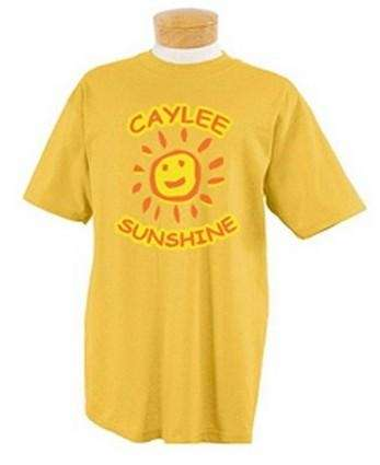 Caylee Anthony T-shirt