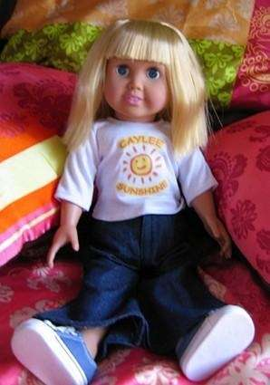The Caylee Doll (The Caylee Anthony doll