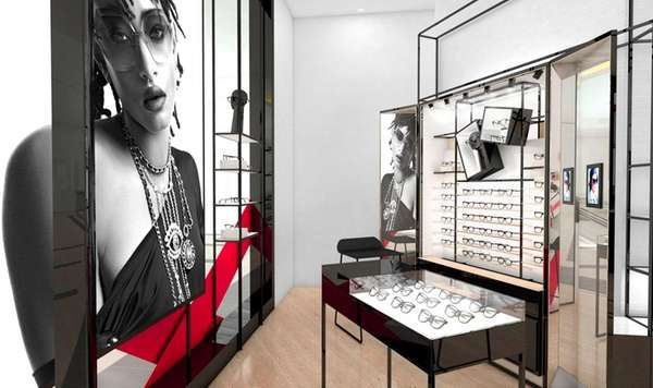 Chanel will open a retail store at Roosevelt