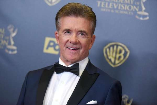 Actor Alan Thicke, above in April 2015, was