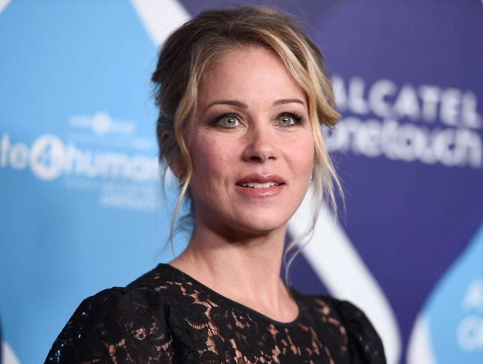 Actress Christina Applegate founded Right Action for Women,