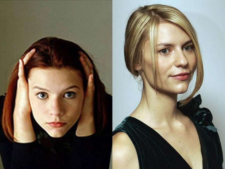 Claire Danes in the short-lived mid-'90s teen drama