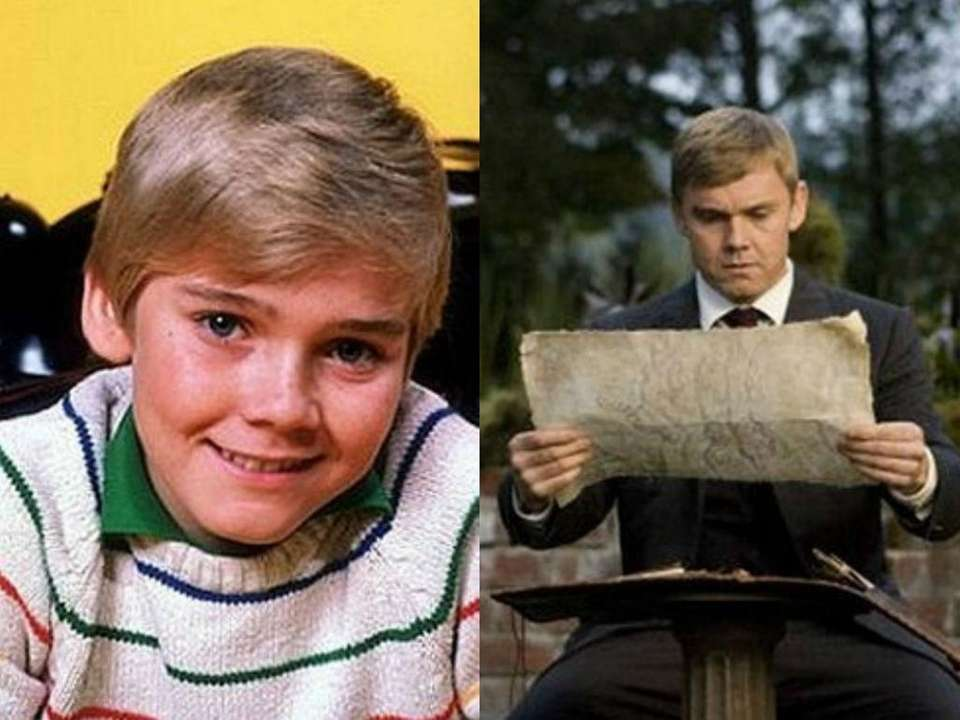 Rick Schroder in his