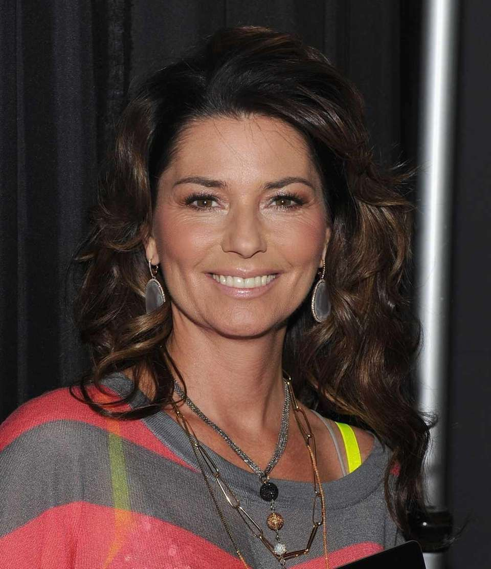 Shania Twain has sold more than 80 million