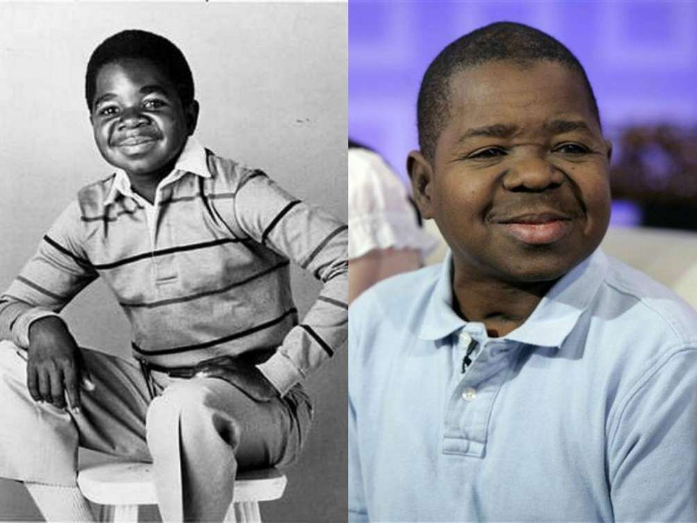 Gary Coleman was 10 during the first season