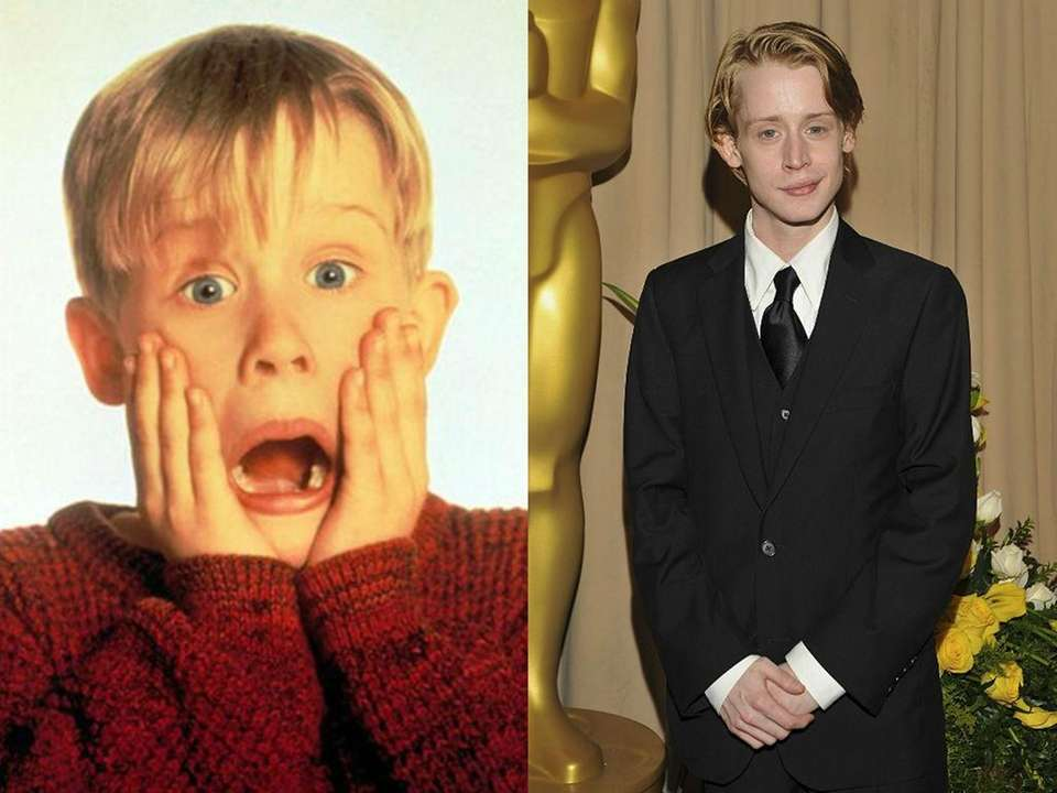 Macaulay Culkin in 1990's