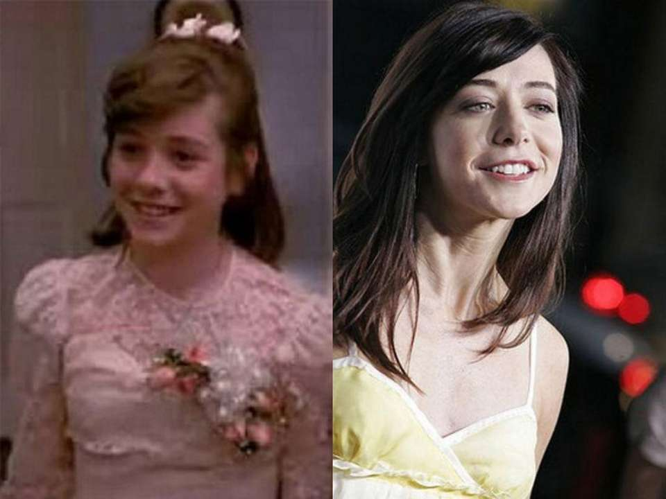 Alyson Hannigan in the 1988 film