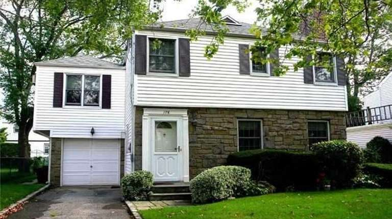 This Malverne Colonial, on the market for $525,000