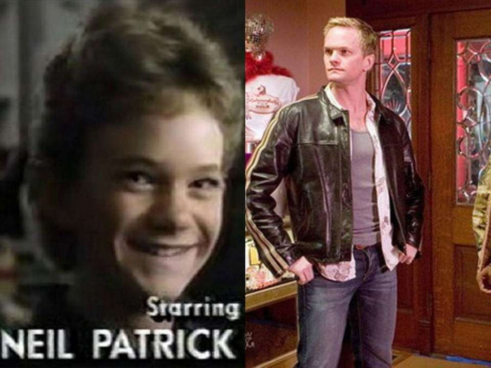Neil Patrick Harris as young doctor Doogie Howser