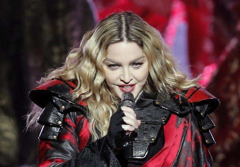 Guinness World Records states that Madonna has sold