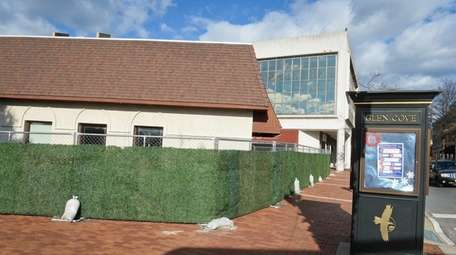 The Village Square in Glen Cove where RXR