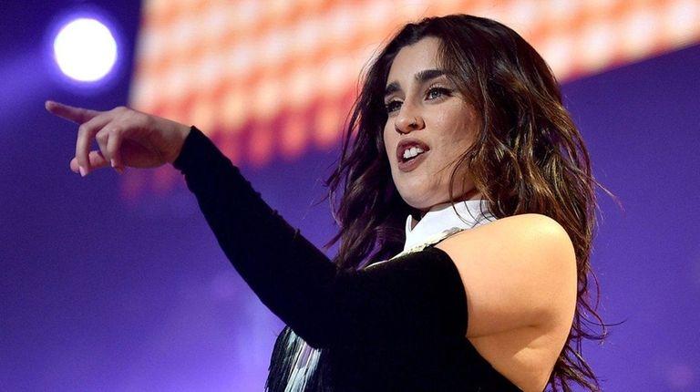 Lauren Jauregui of Fifth Harmony was cited for