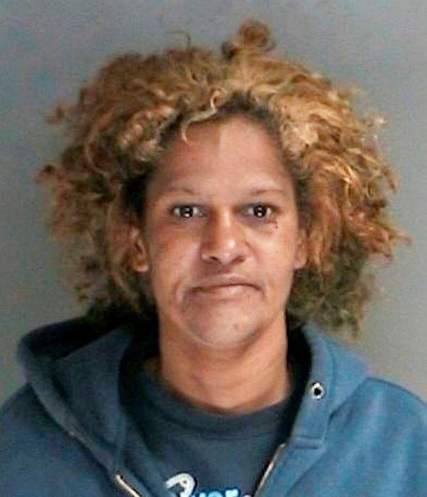 Tinisha Delacruz, 31, of Central Islip, was arrested
