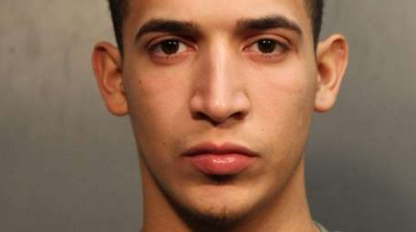 Martin Gonzales, 18, was arrested on Wednesday, Dec.