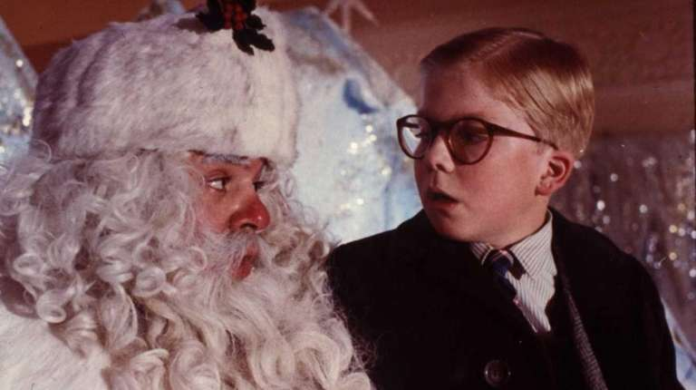 Peter Billingsley plays Ralphie in the holiday classic
