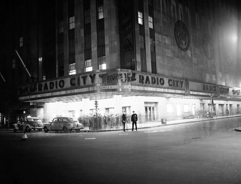 Radio City Music Hall, which once was well