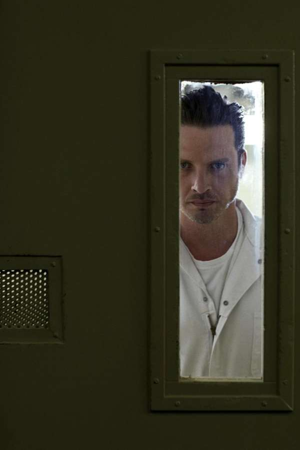 Aden Young in a scene from the drama