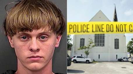 Dylann Roof, 22, was found guilty by a