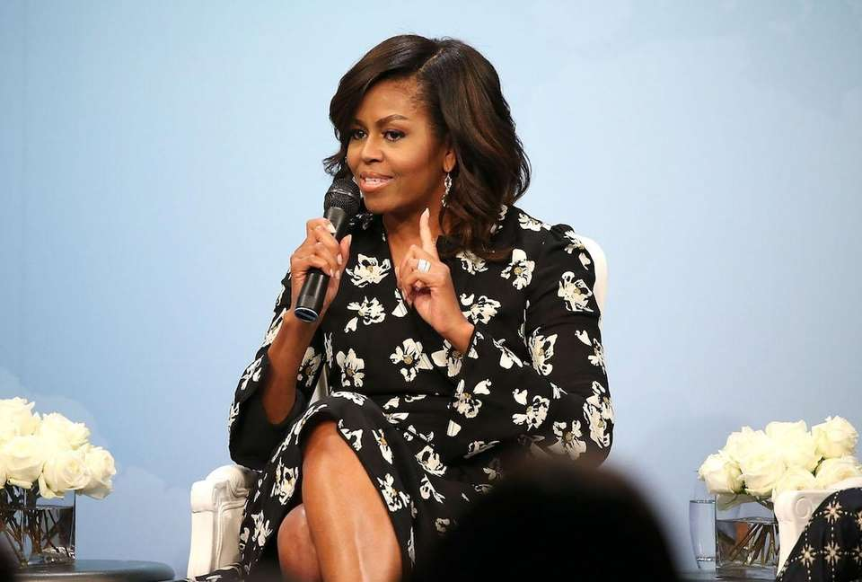 The first lady is also likely to