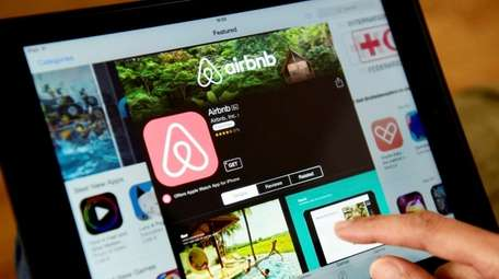 The savings and serendipity of Airbnb -- the