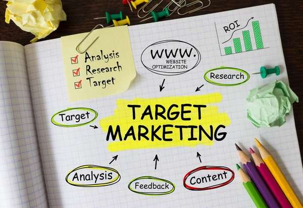 Technology makes it easier to target customers based