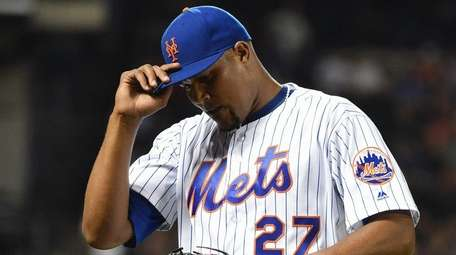 Mets pitcher Jeurys Familia has been cleared by