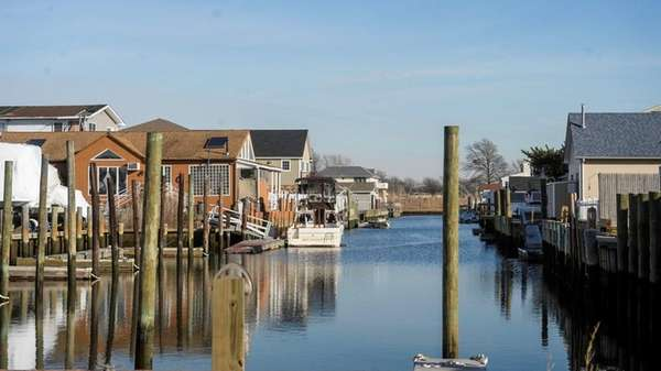 Boat owners who illegally discharge sewage into Hempstead