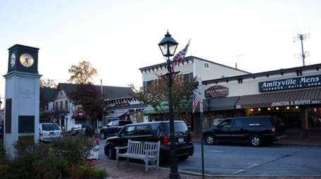 An $80,000 Suffolk County grant awarded to Amityville