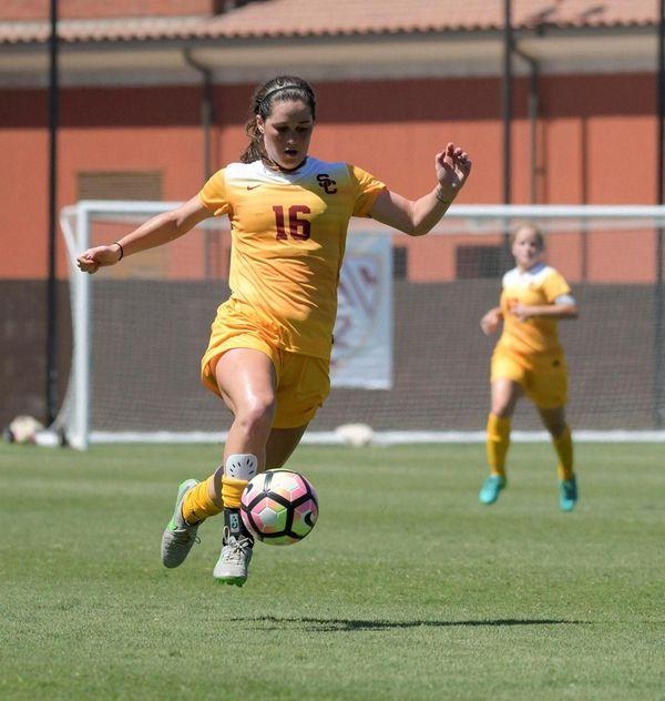 Hicksville's Amanda Rooney helped USC win national title