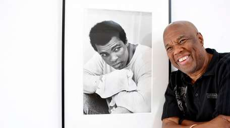 Bingham met Muhammad Ali after being assigned by