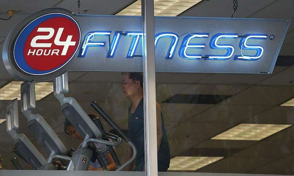 24 Hour Fitness, a California-based fitness chain, opened