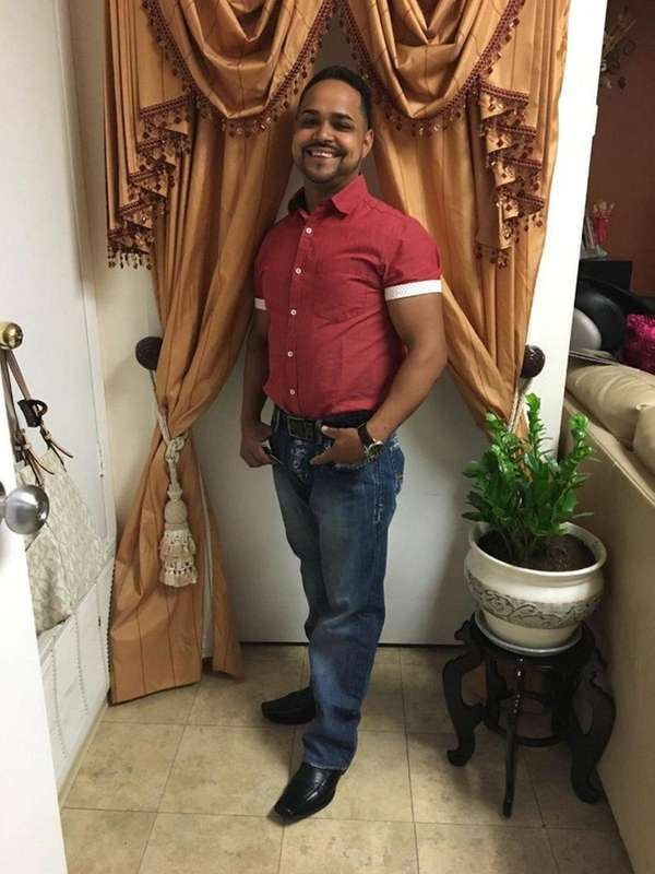 Relatives of Edwin Lopez, 36, of Oceanside, said