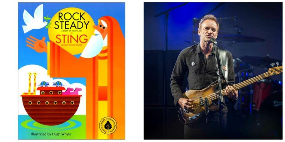 Singer Sting puts a modern twist on the