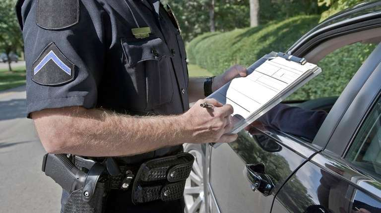 Who pays when an employee is ticketed while