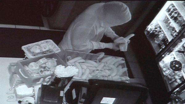The man who police said burglarized The Sexy