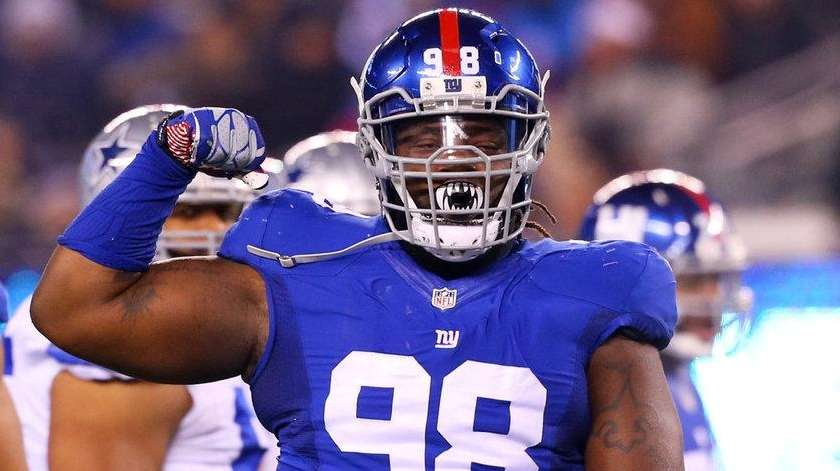 Damon Harrison makes it clear Giants aren t the No 1 defense
