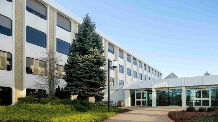 Three Huntington Quadrangle, a four-story, 408,000-square-foot office complex