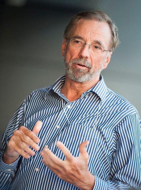 Richard Hornik, director of overseas partnership programs at