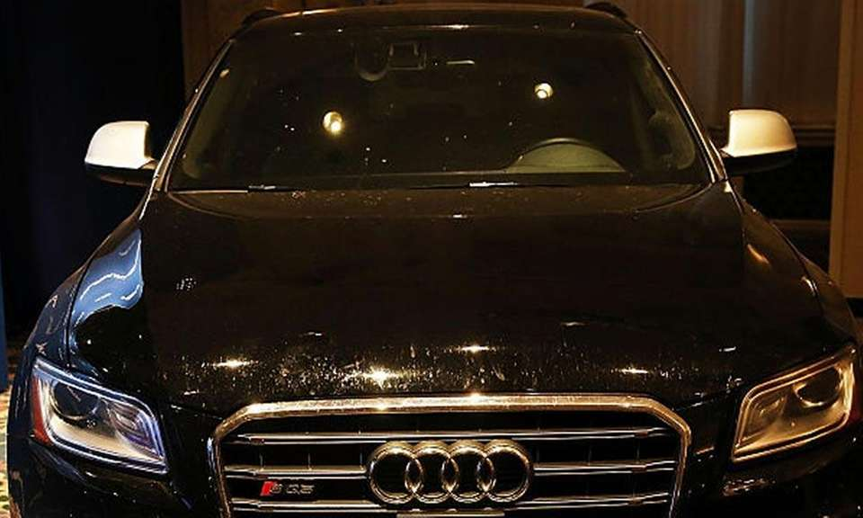 Audi's Q5, which Consumer Reports says performs well