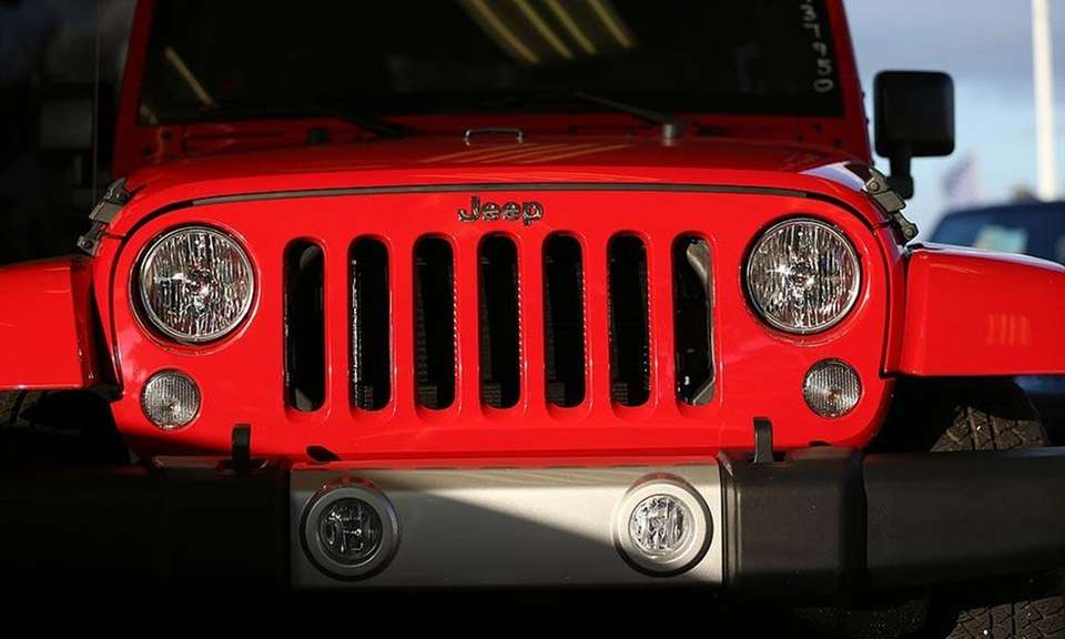 Jeep's Wrangler performs well in off-road conditions, and